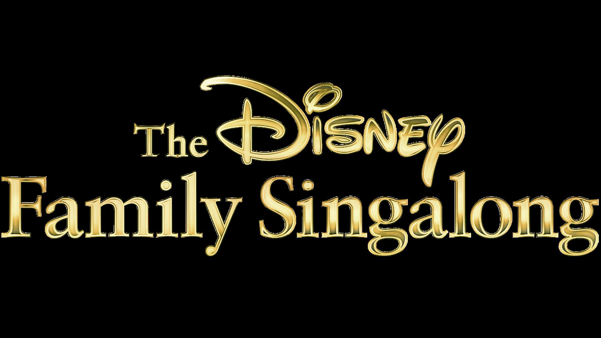 The Disney Family Singalong 2020 • 52 min • Varietà, Famiglia, Musica
