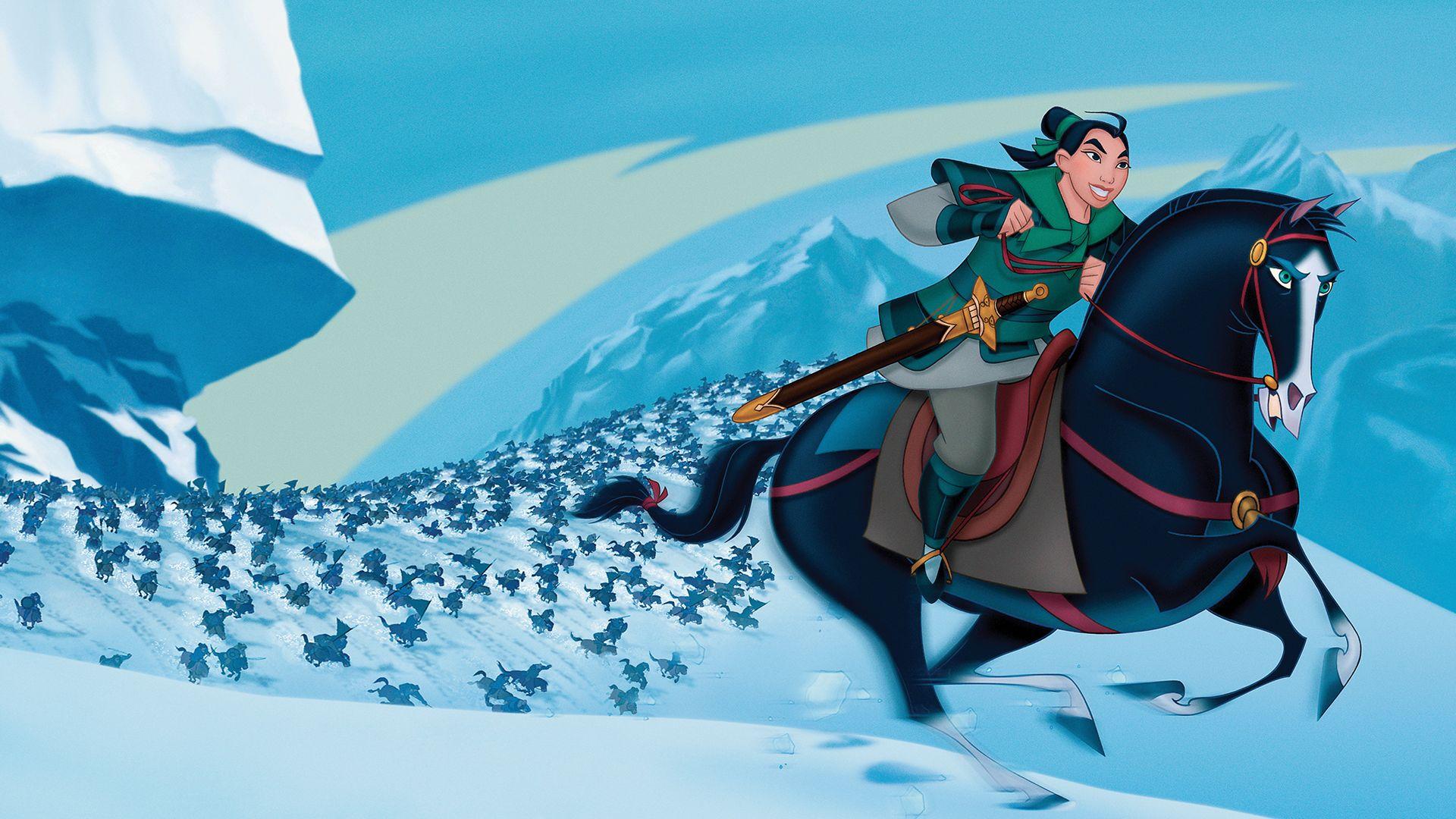 Watch Mulan Full Movie Disney