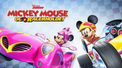 MICKEY MOUSE RACERHOLDET