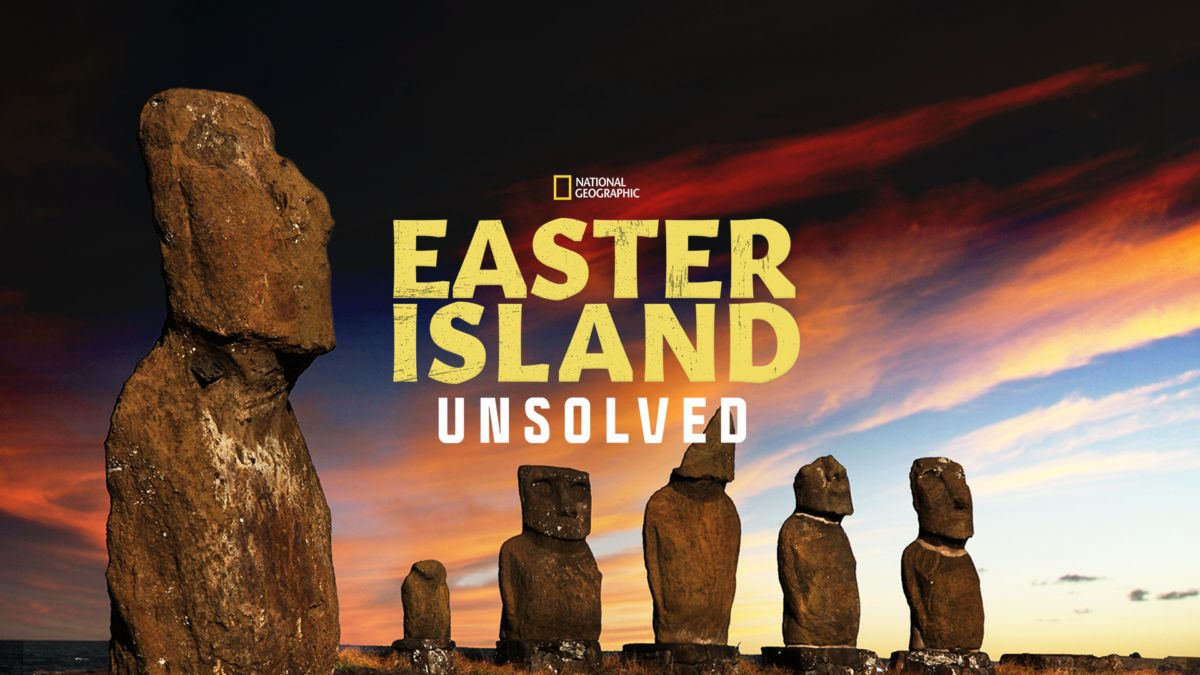 Watch Easter Island Unsolved | Full movie | Disney+