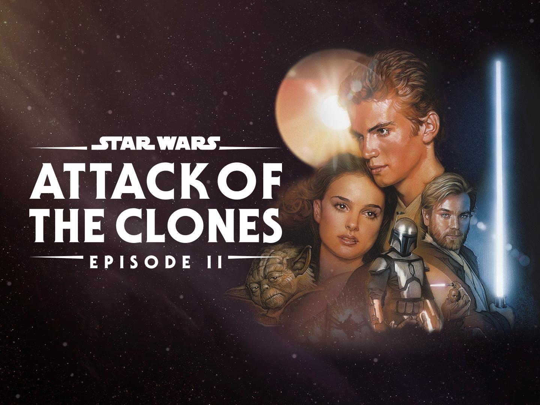 Watch Star Wars Attack Of The Clones Episode Ii Full Movie Disney