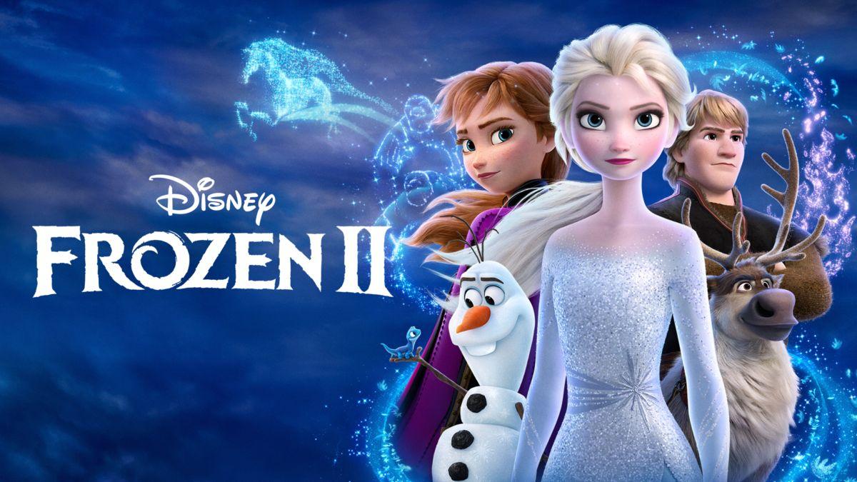 Disney Plus Eiskönigin 2 Start
