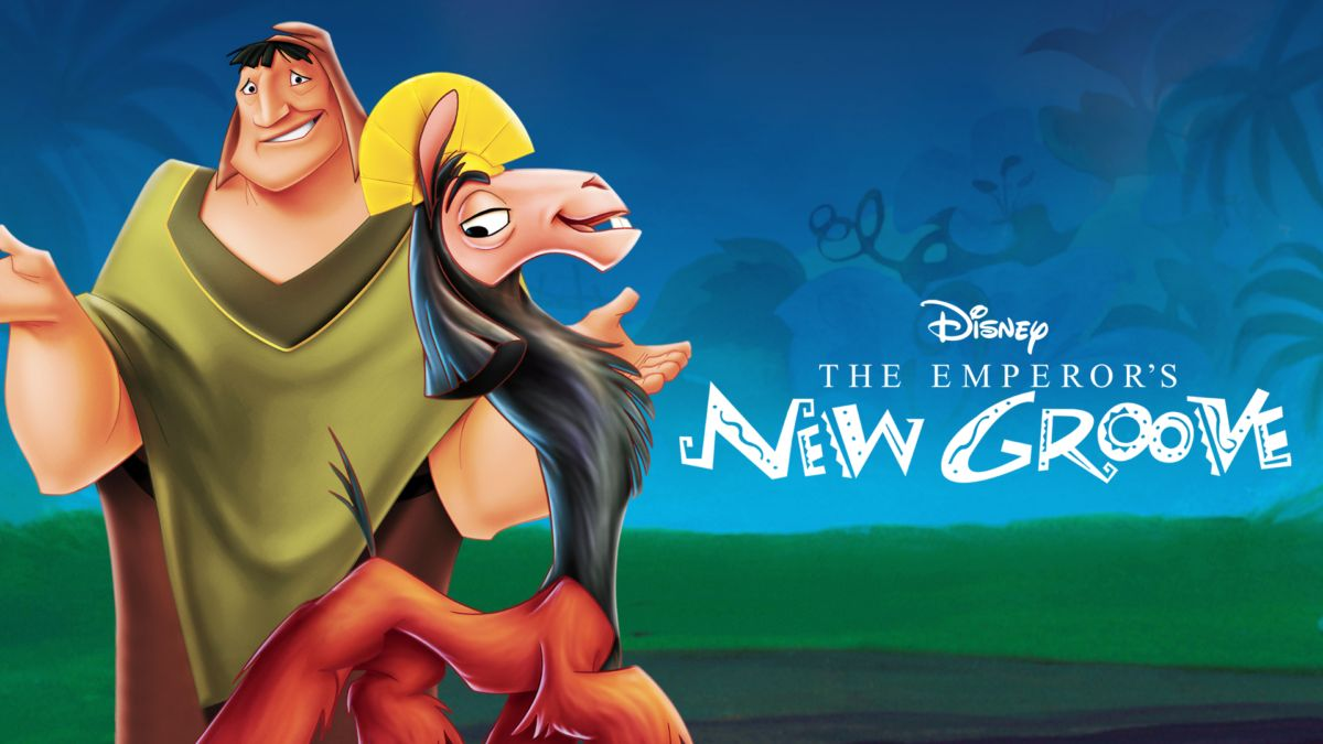 Watch The Emperor's New Groove | Full Movie | Disney+