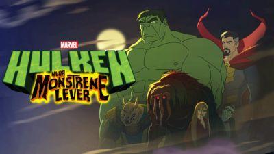Marvels Hulken: Hvor monstrene lever