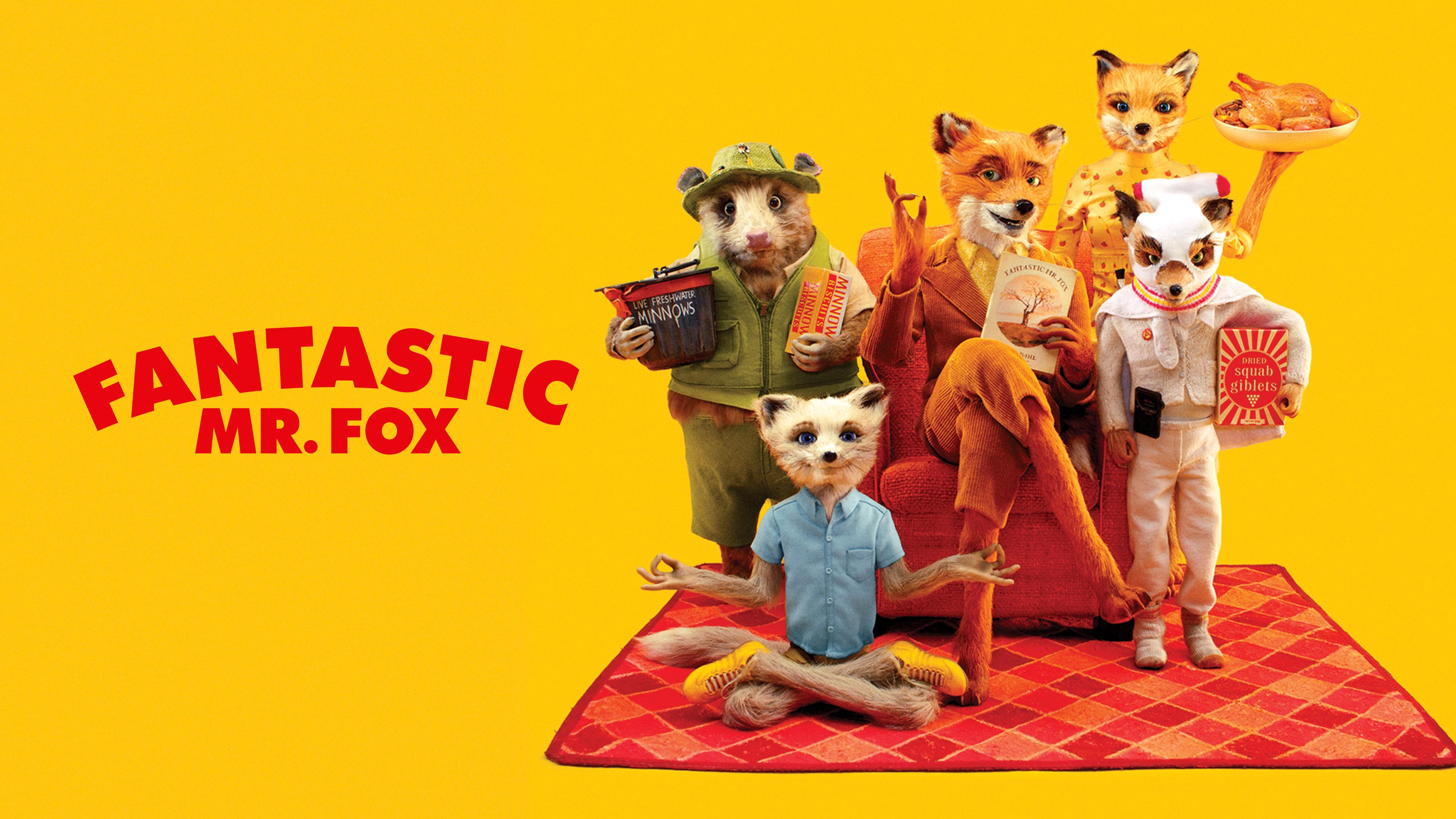 Watch Fantastic Mr Fox Full Movie Disney