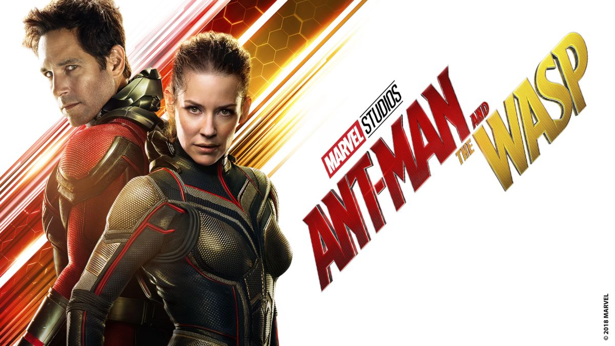 Ant-Man and The Wasp MCU