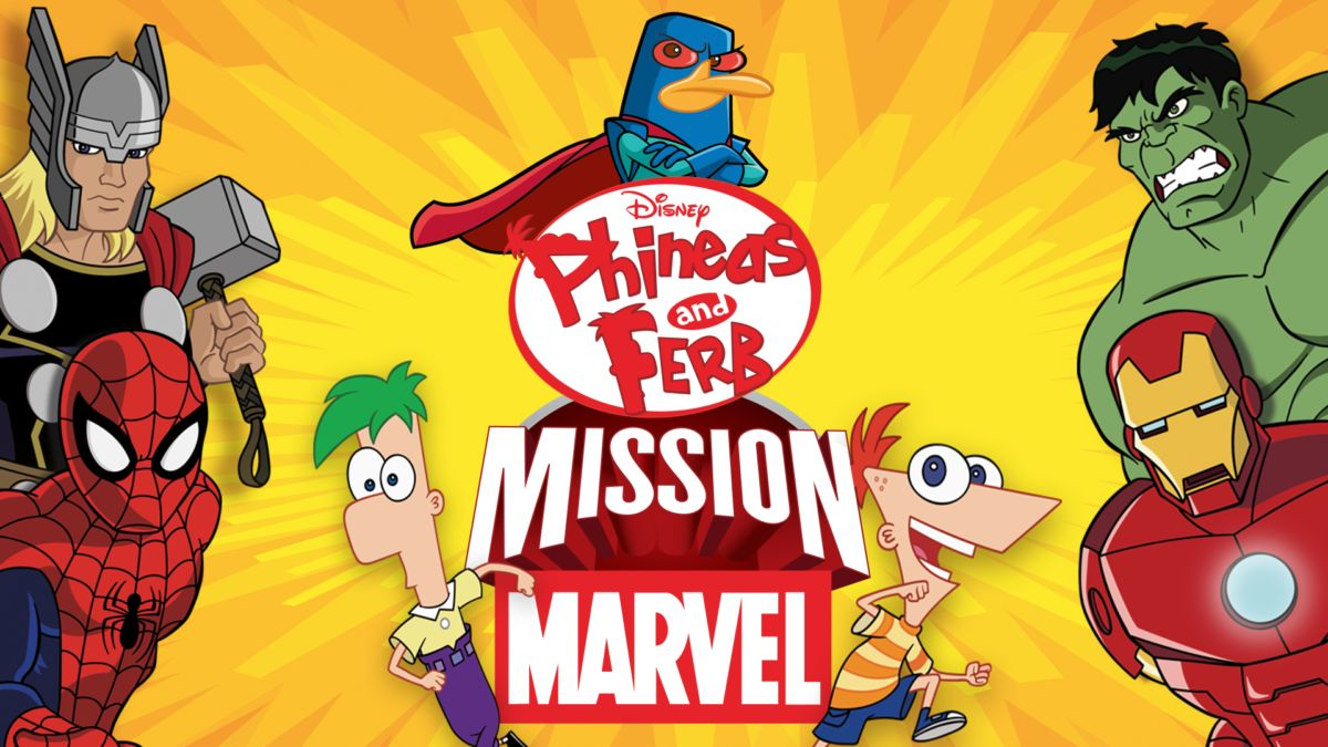 Watch Phineas and Ferb: Mission Marvel | Full movie | Disney