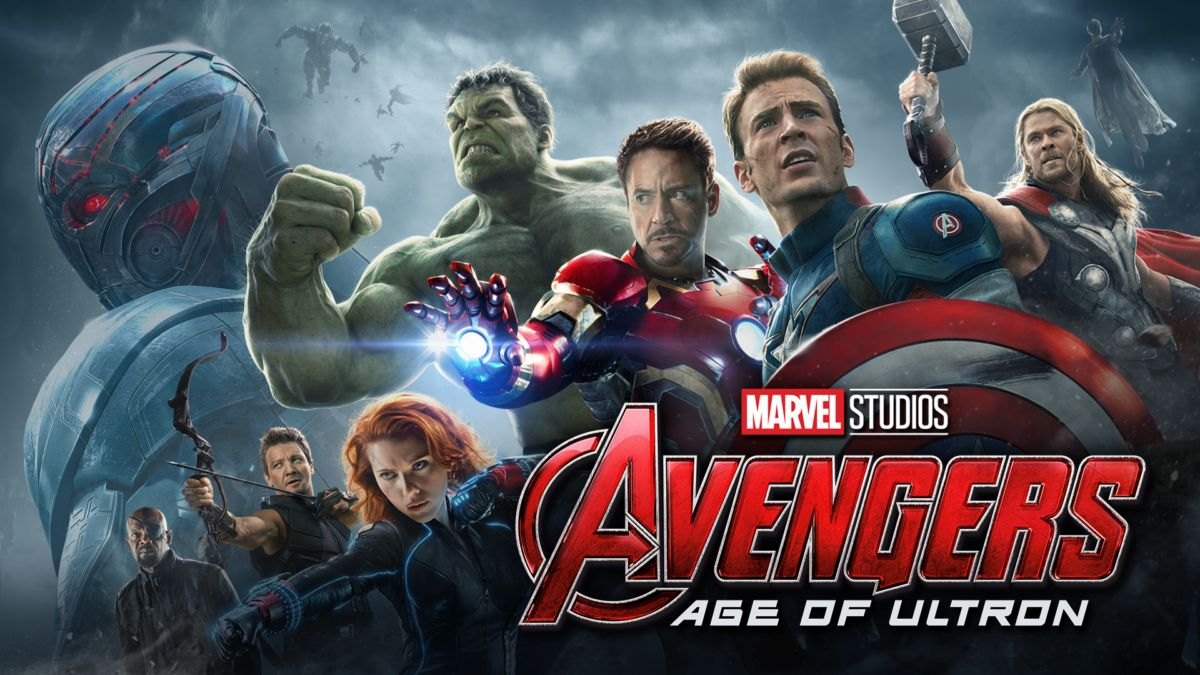 Avengers: Age of Ultron MCU