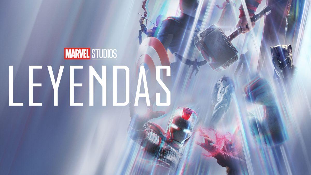 Ver LEYENDAS de Marvel Studios | Episodios completos | Disney+