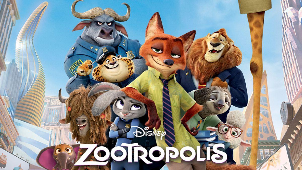Watch Zootropolis | Full Movie | Disney+