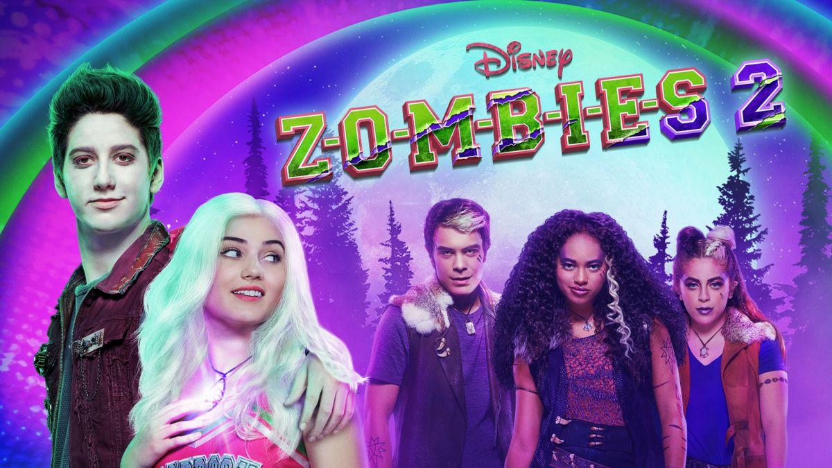 Zombies 2 Disney Plus