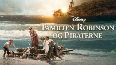 Familien Robinson og Piraterne