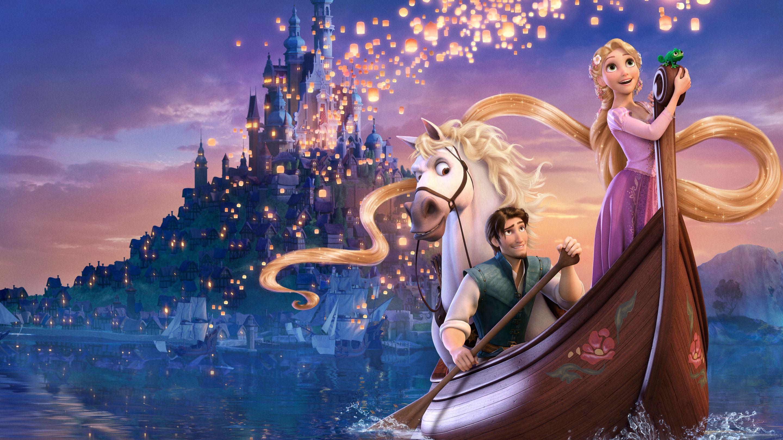 Rapunzel The Story