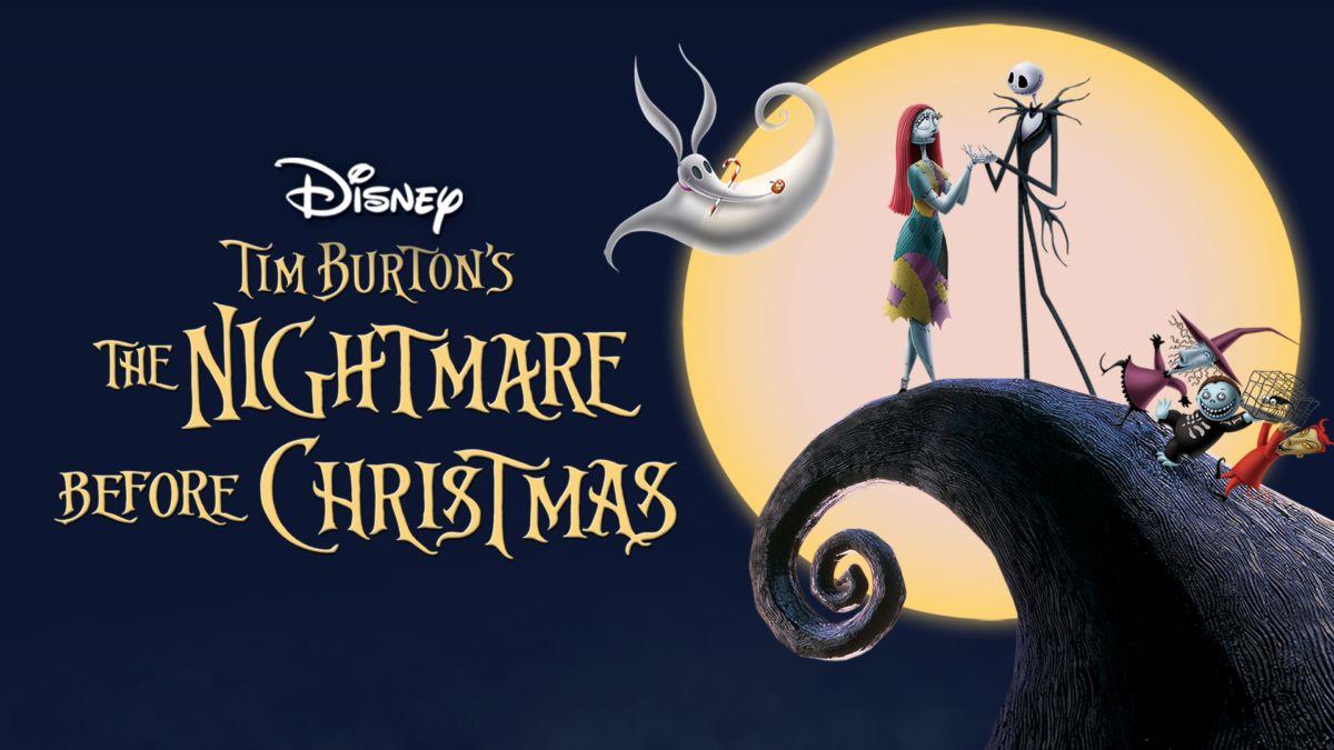 Guarda Nightmare Before Christmas Film Completo Disney