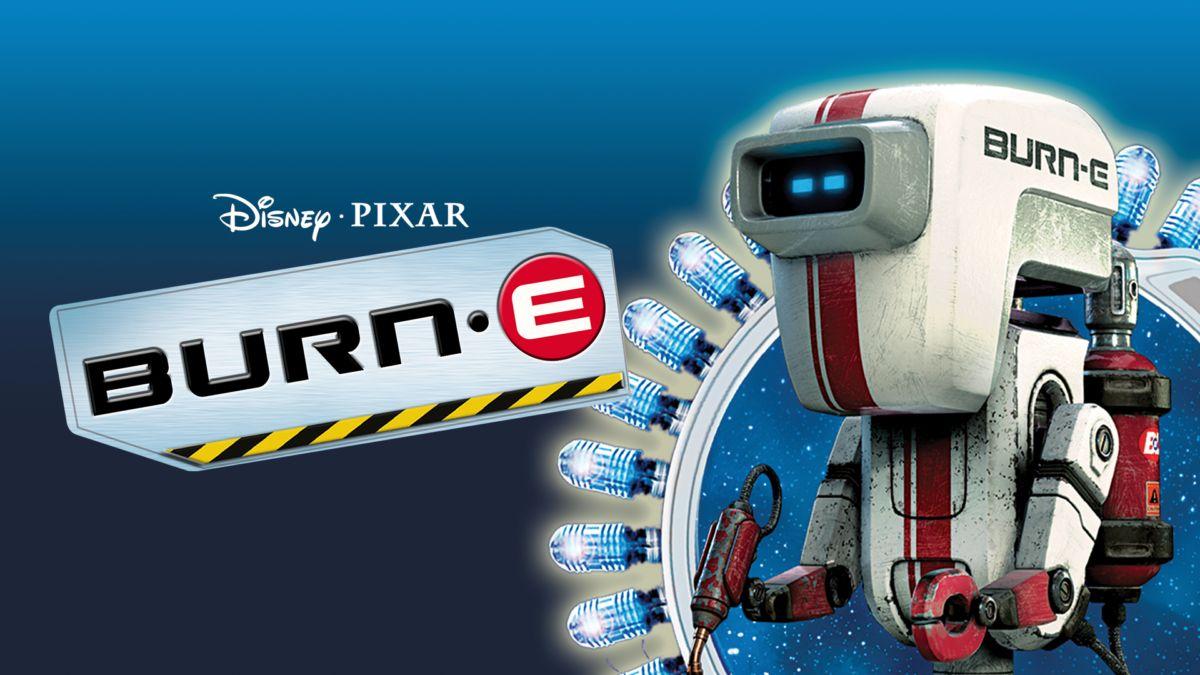 Ver BURN-E | Película completa | Disney+