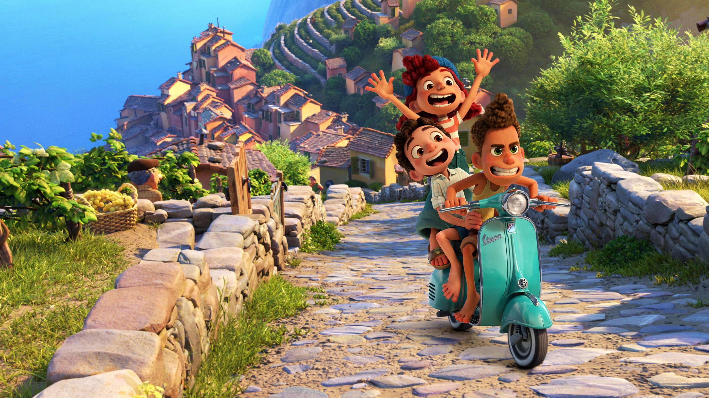 Watch Luca   Full Movie   Disney+