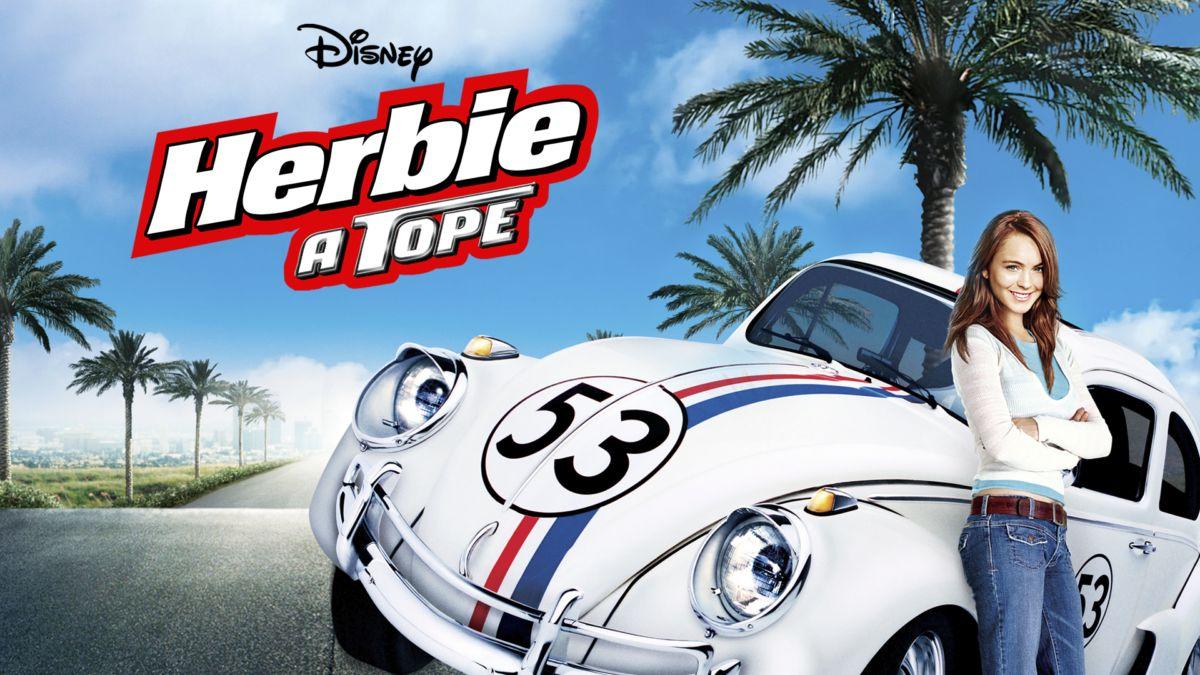 Ver Herbie A Tope Película Completa Disney