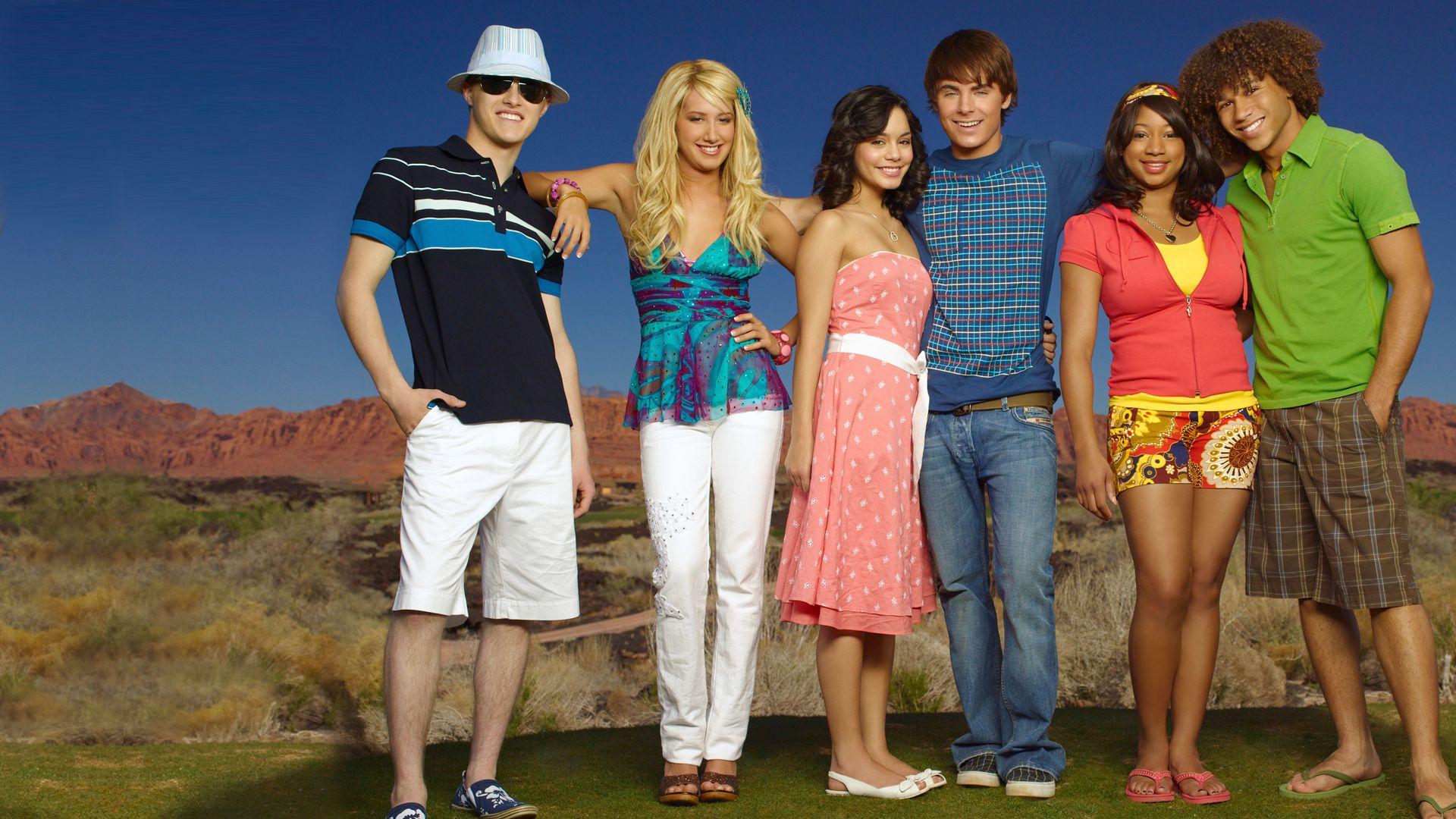 Disney Plus High School Musical