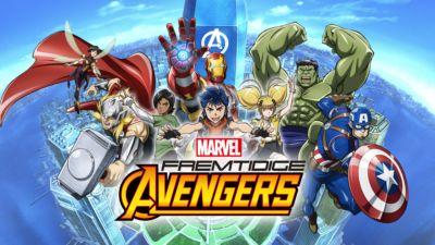 Marvels fremtidige Avengers