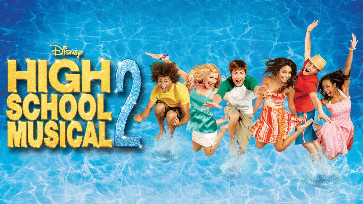 High School Musical 2 Full Movie