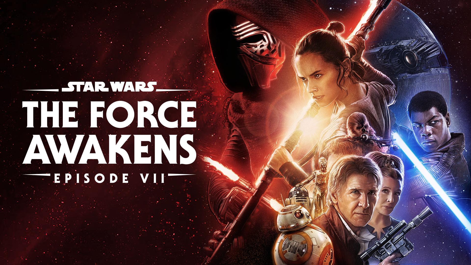 Watch Star Wars The Force Awakens Episode Vii Full Movie Disney