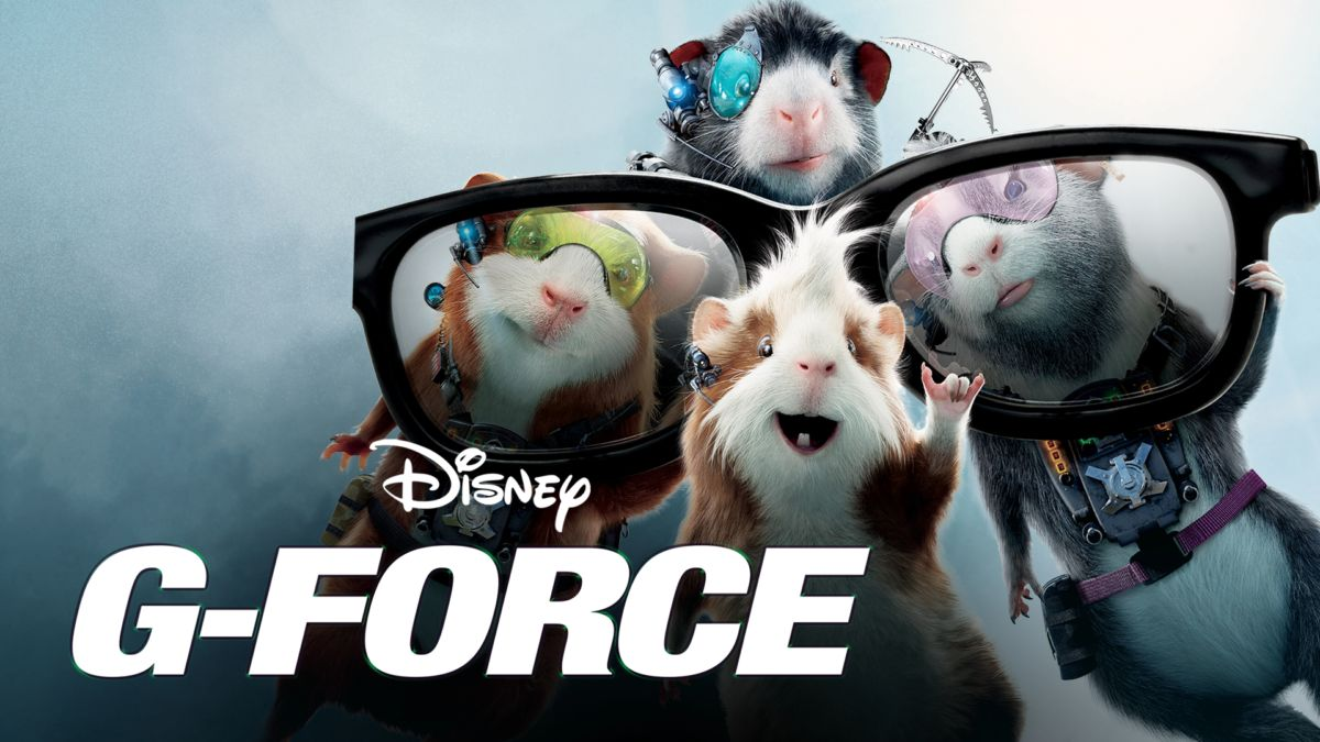Watch G Force Full Movie Disney