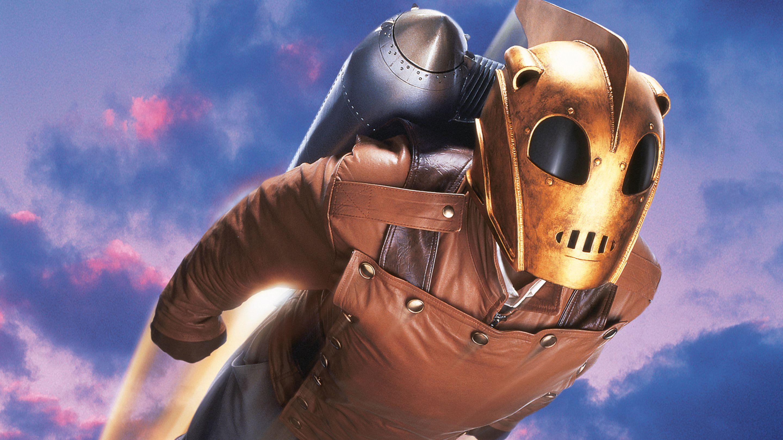 """Disney+ terá sequência de """"Rocketeer"""""""