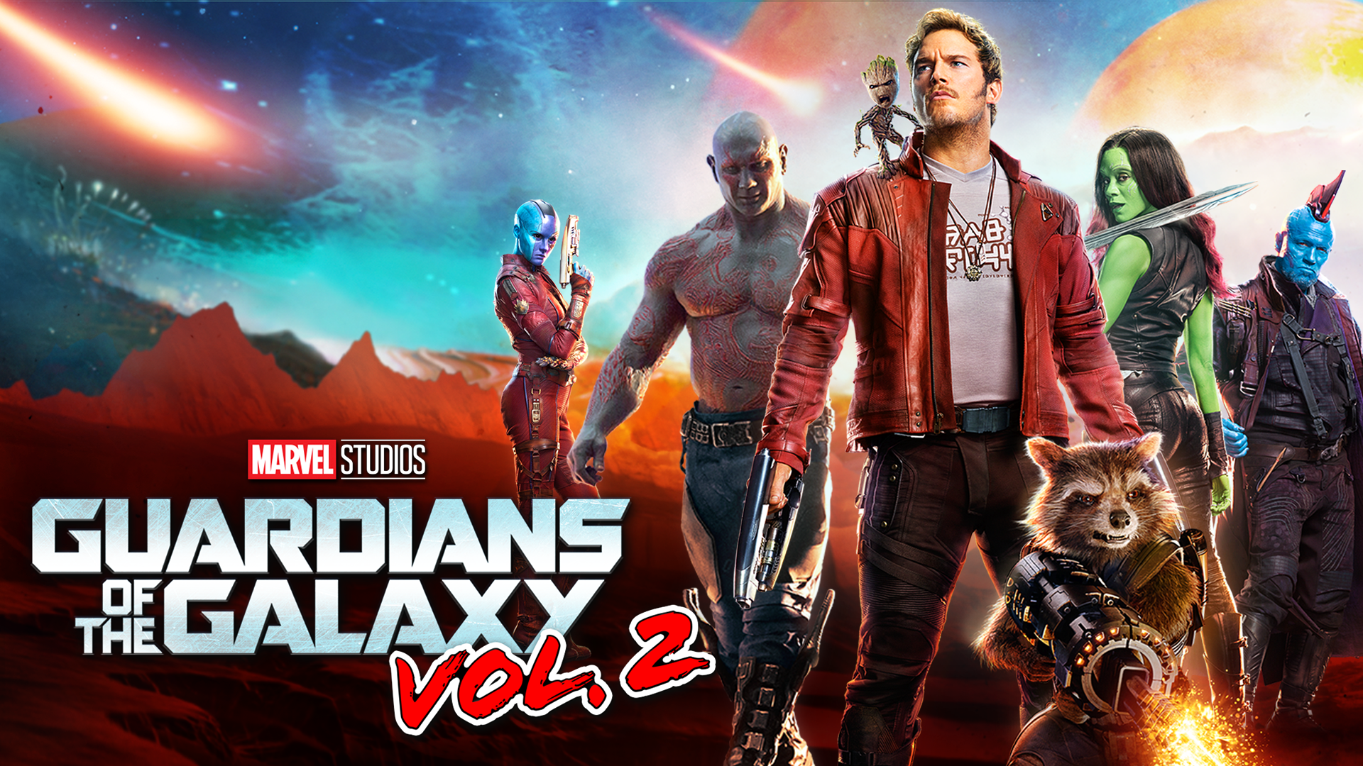 Watch Marvel Studios Guardians Of The Galaxy Vol 2 Disney