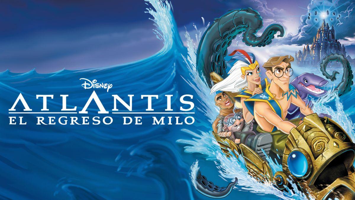 Watch Atlantis: El regreso de Milo | Full movie | Disney+
