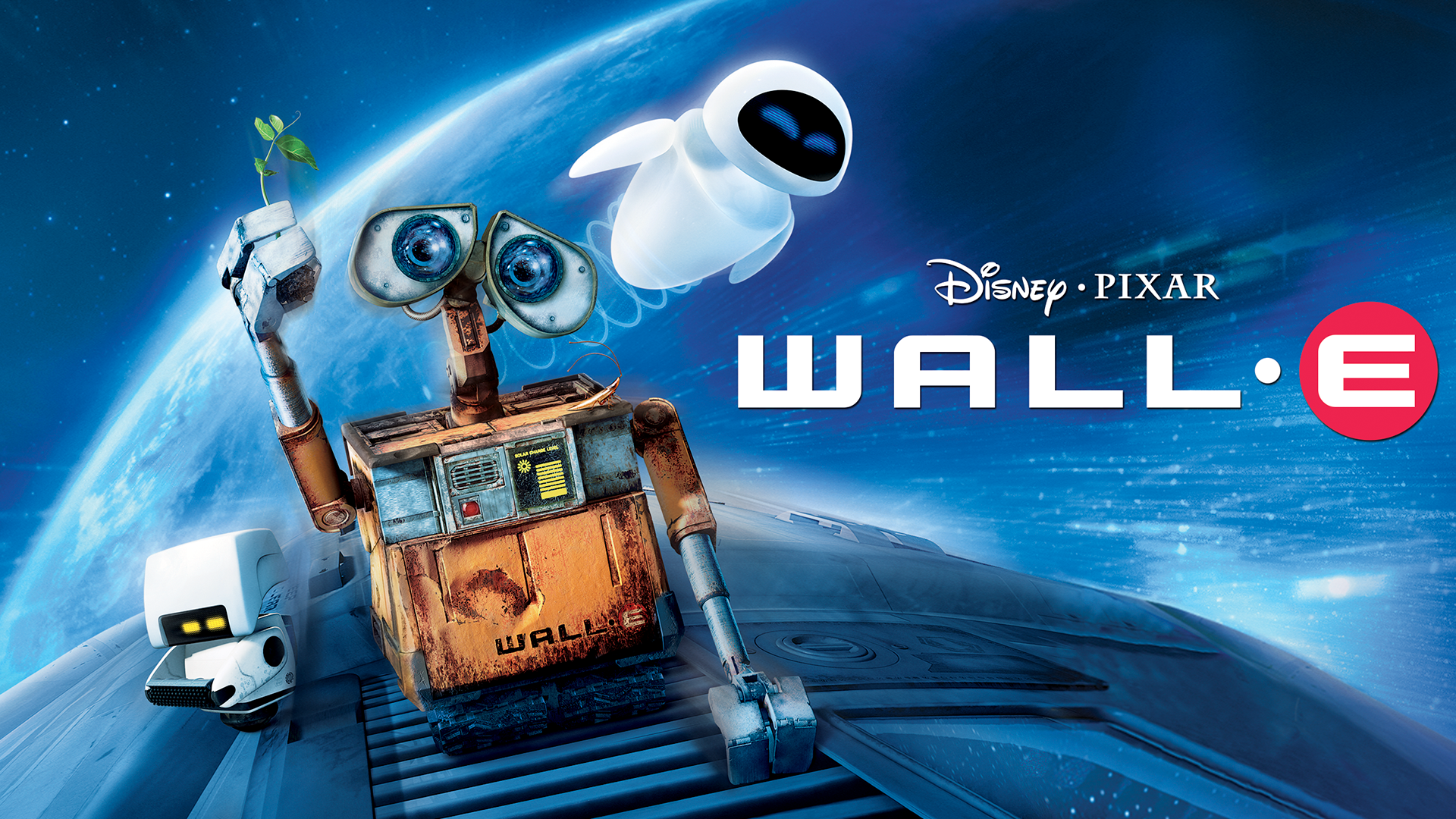 Watch WALL-E | Disney+