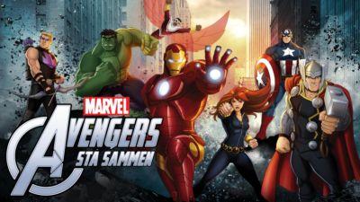 Avengers: Stå sammen