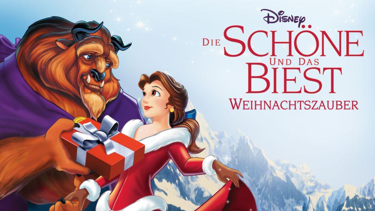 Die Schöne Und Das Biest Weihnachtszauber Ganzer Film Deutsch