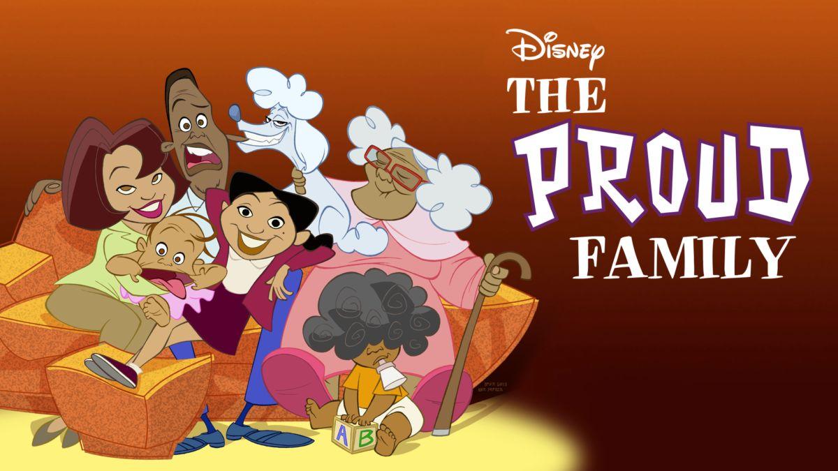 Disney Plus Familie