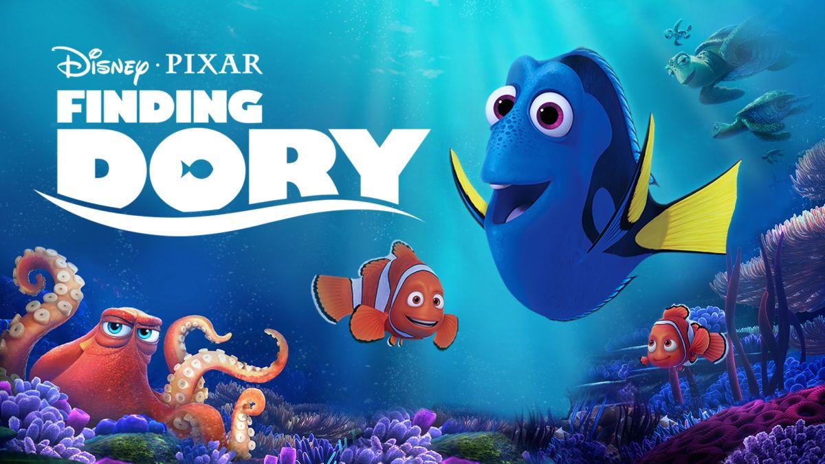 Watch Finding Dory | Full Movie | Disney+