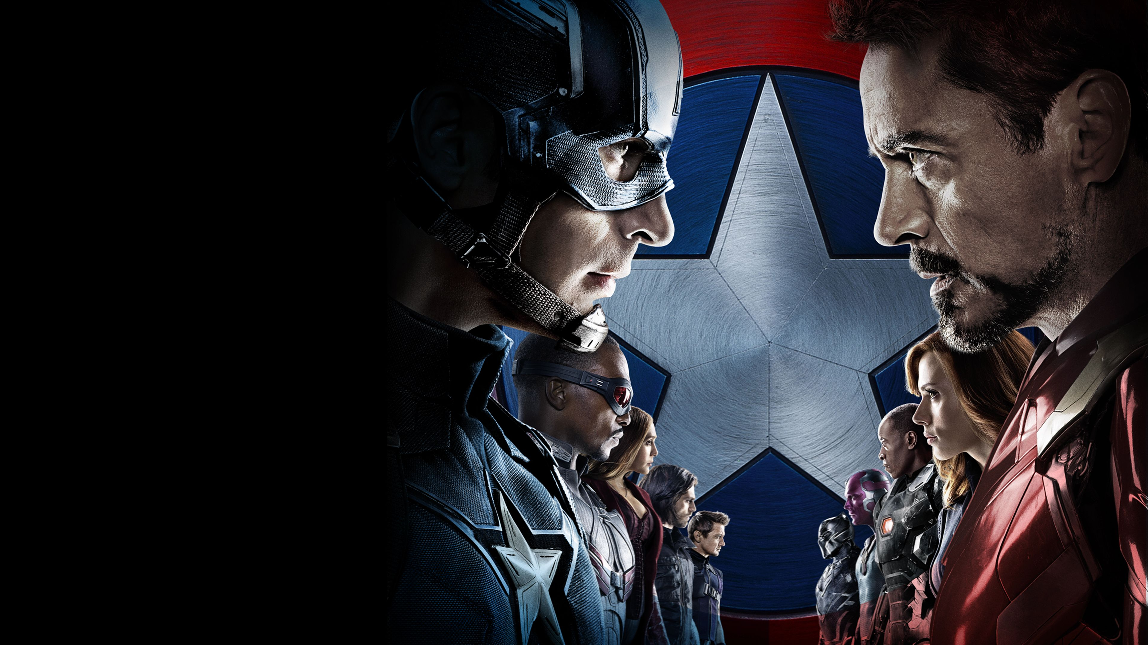 Watch Marvel Studios Captain America Civil War Full