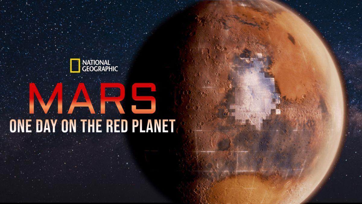 مریخ: یک روز در سیاره سرخ (مستند)