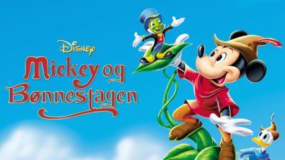 Mickey og Bønnestagen