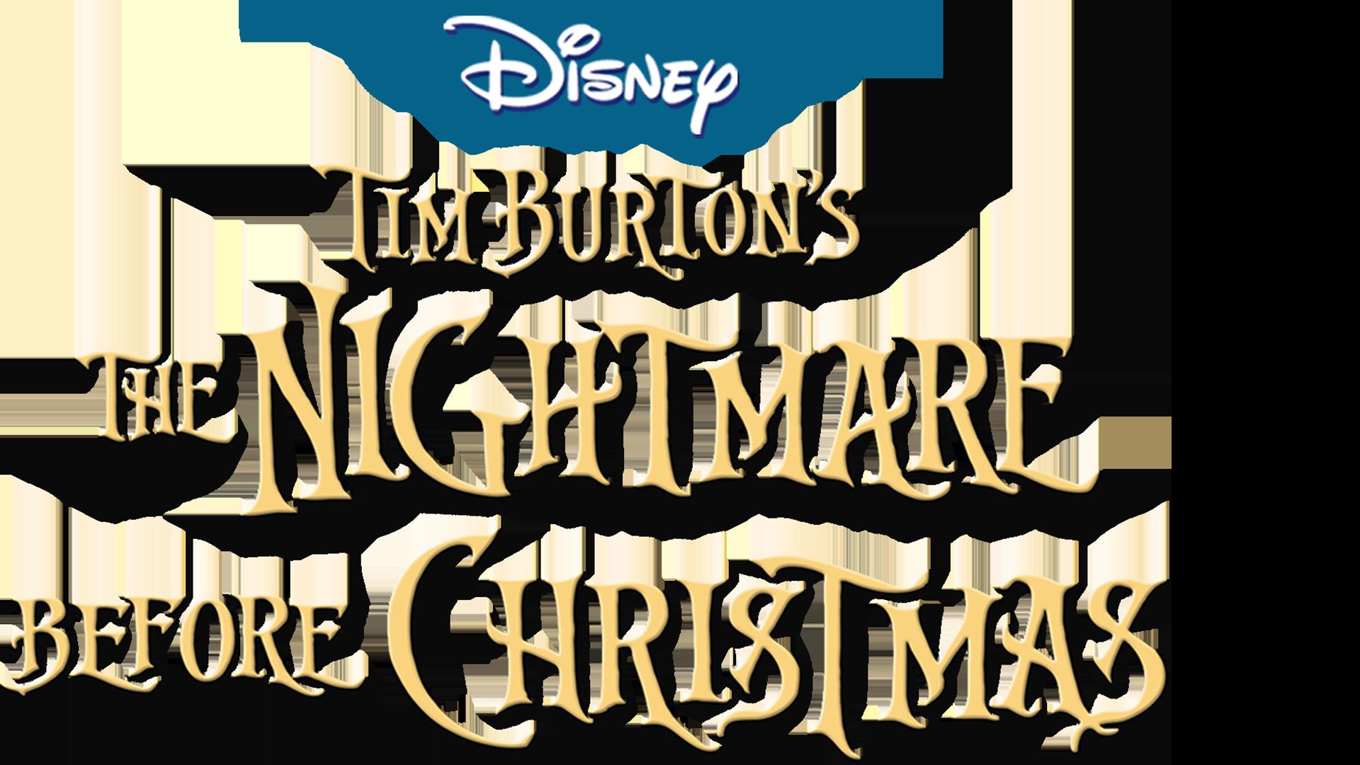 Watch Tim Burton S The Nightmare Before Christmas Full Movie Disney