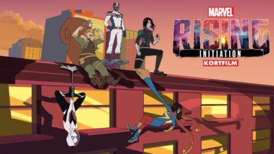 Marvel Rising: Initiation (Kortfilm)