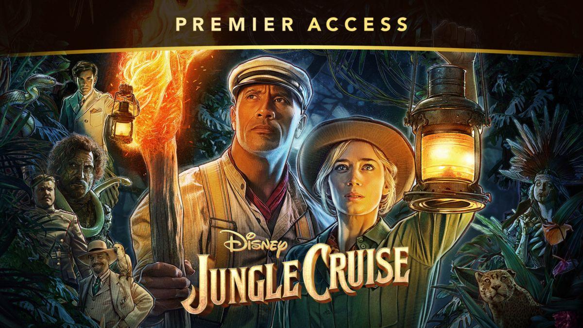 Download Jungle Cruise 2021 English Full Movie HD Filmy 720p