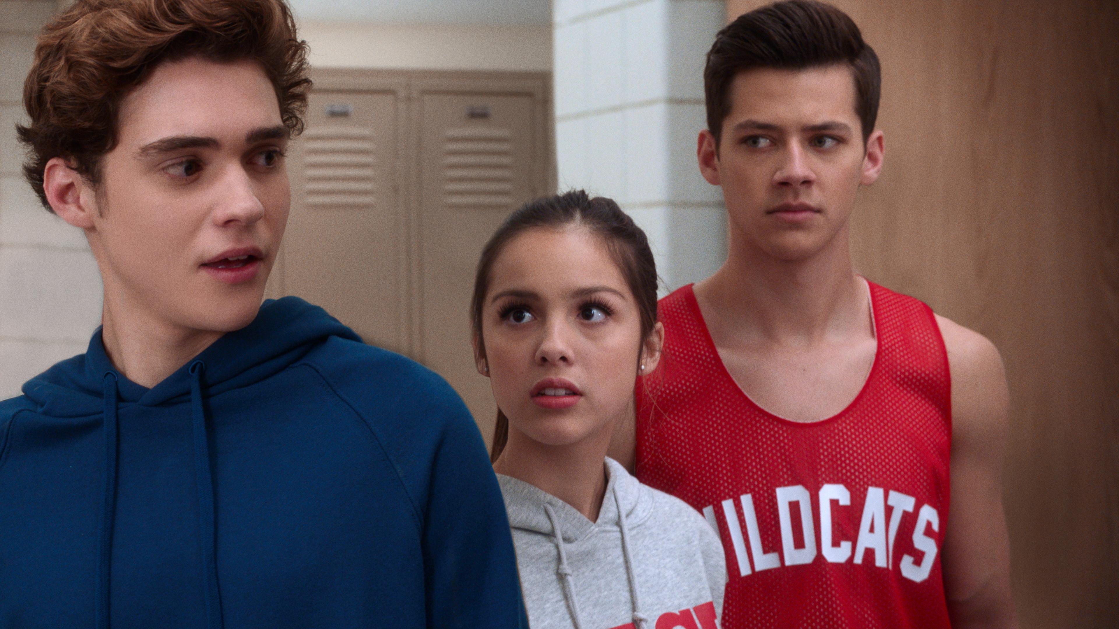 High School Musical: The Musical: The Series Season 1 Episode 1