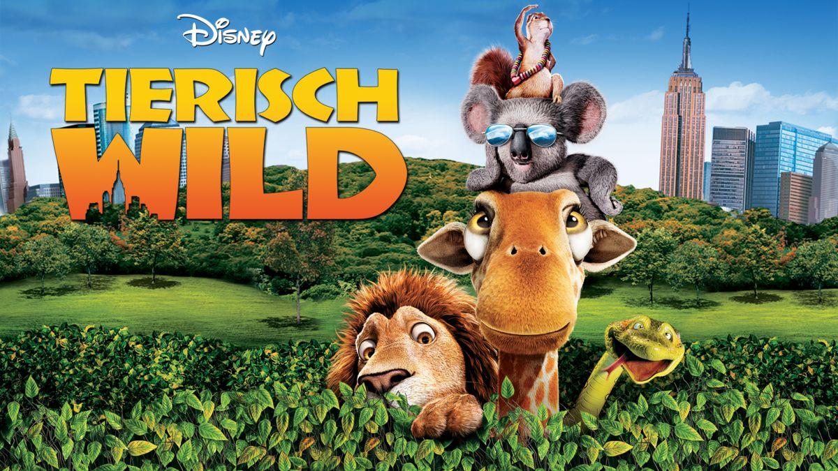 Tierisch Wild Film