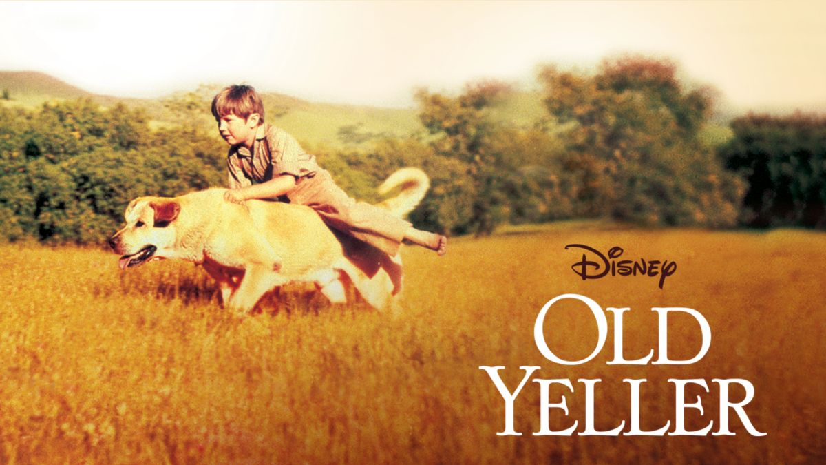 Watch Old Yeller | Full Movie | Disney+