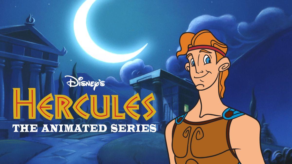 Hércules'. Imagem: Disney+/Divulgação