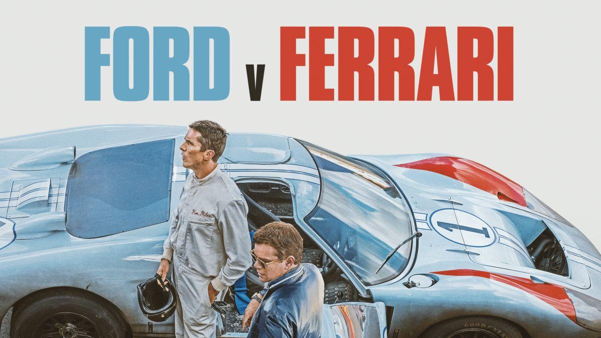 Watch Ford V Ferrari Full Movie Disney