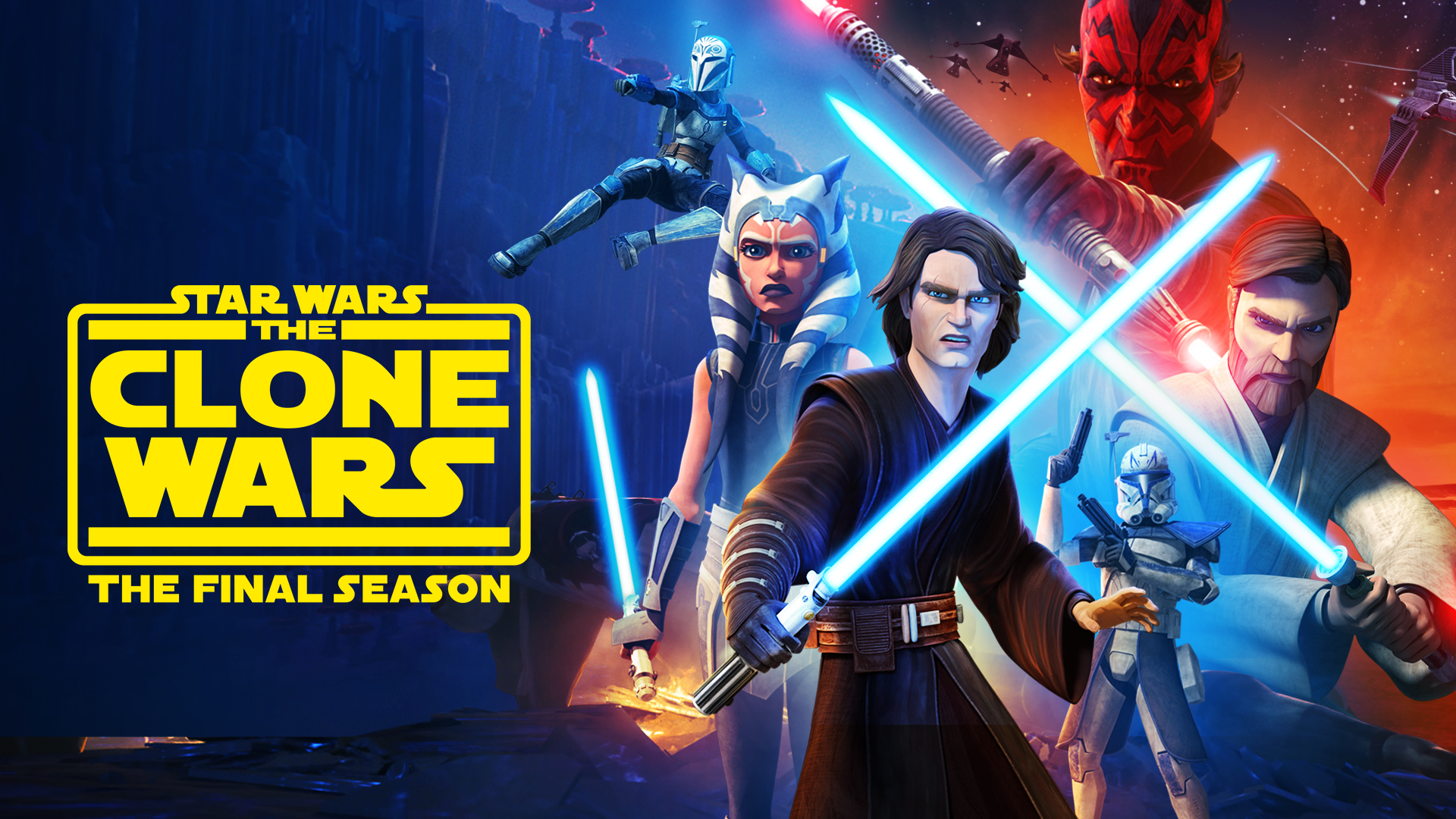Watch Star Wars The Clone Wars Disney