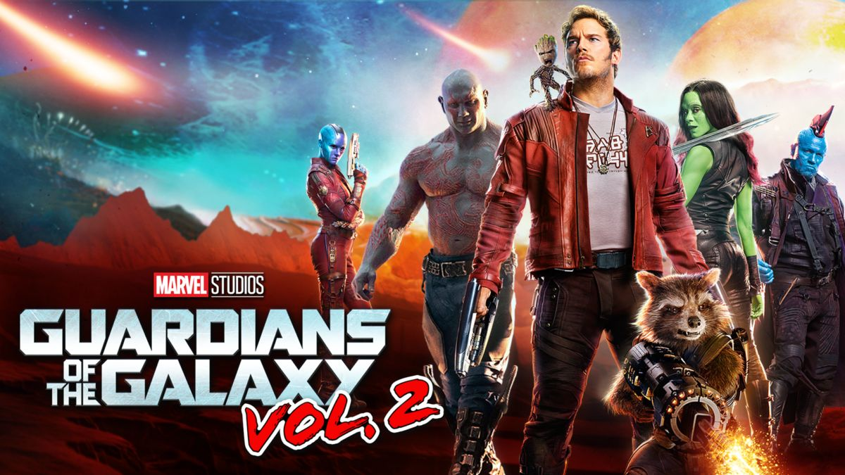 Guardians of the Galaxy Vol. 2 MCU