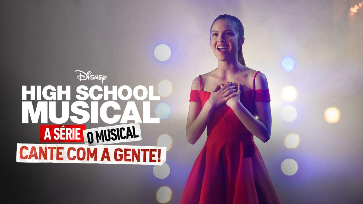 Assistir a High School Musical: A Série: O Musical: Cante Com A Gente | Disney+