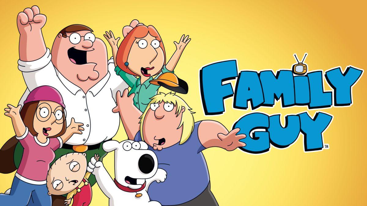 Family Guy Zeichentrickserie Lesbische Family Guy