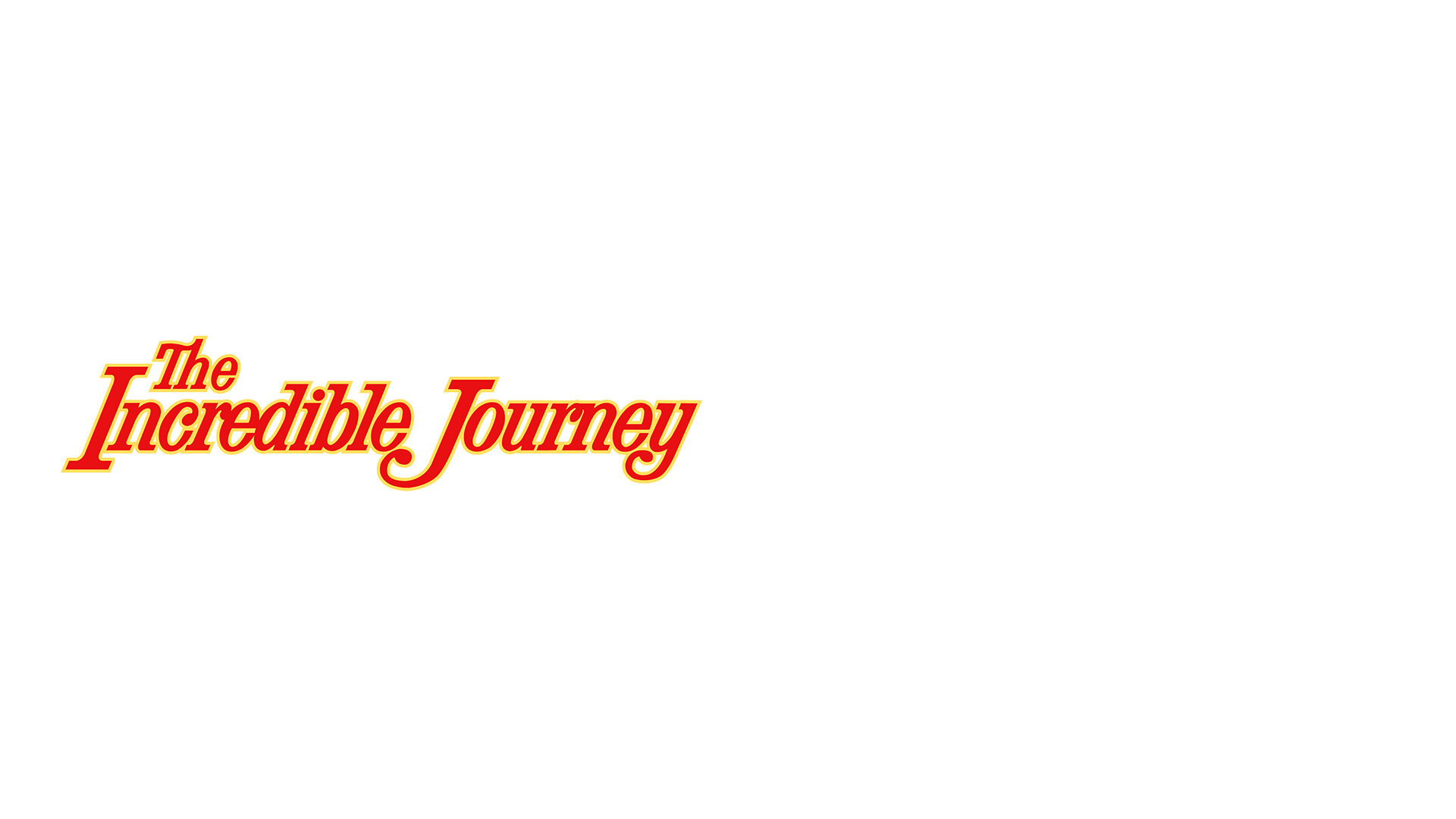 Watch The Incredible Journey Full Movie Disney